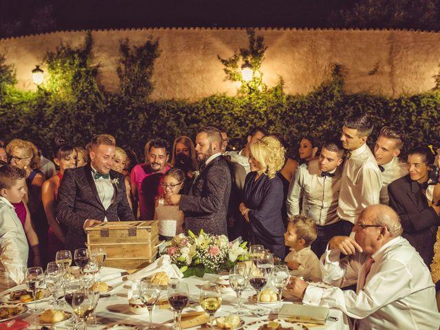 La boda de Dani y Edu en Toledo, Toledo 43