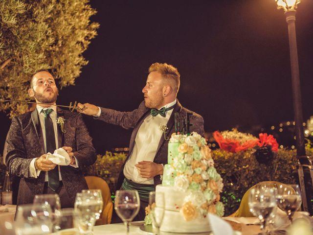 La boda de Dani y Edu en Toledo, Toledo 44