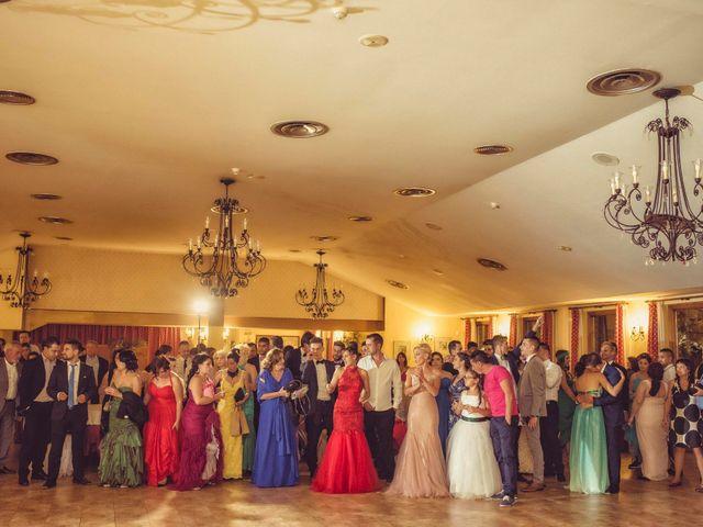 La boda de Dani y Edu en Toledo, Toledo 46