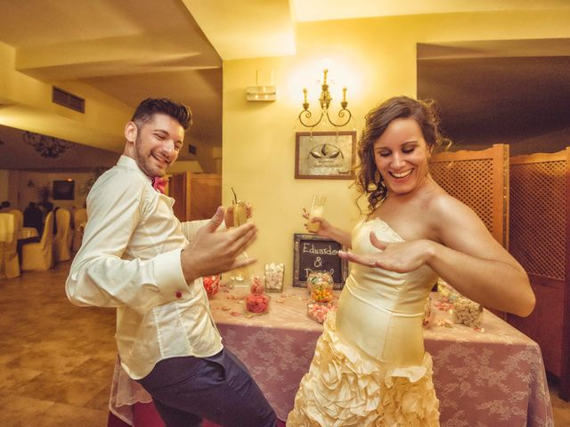 La boda de Dani y Edu en Toledo, Toledo 48