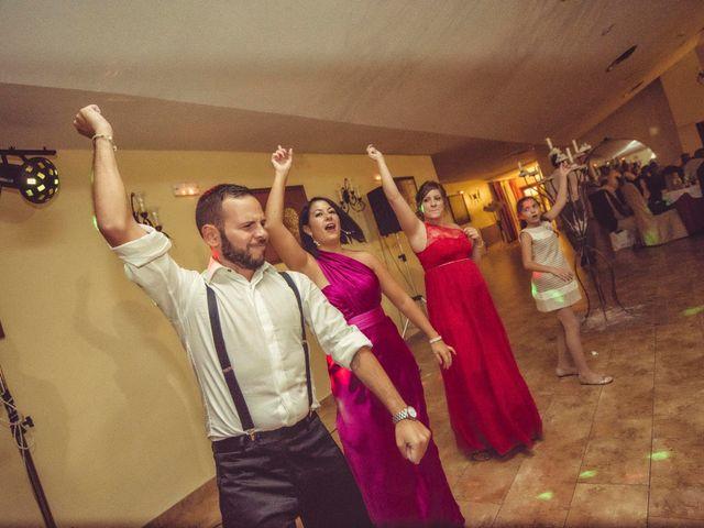 La boda de Dani y Edu en Toledo, Toledo 52