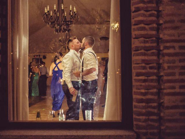 La boda de Dani y Edu en Toledo, Toledo 53