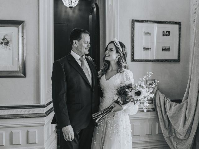 La boda de Raquel y Marcos en Sevilla, Sevilla 14