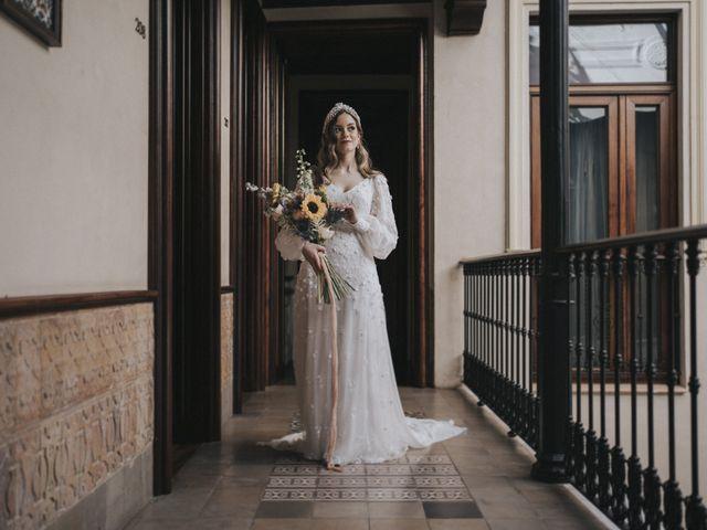 La boda de Raquel y Marcos en Sevilla, Sevilla 43