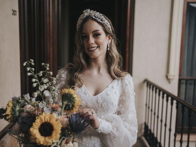 La boda de Raquel y Marcos en Sevilla, Sevilla 44