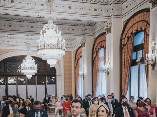 La boda de Raquel y Marcos en Sevilla, Sevilla 49