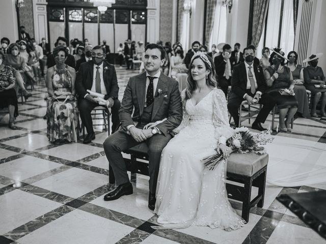 La boda de Raquel y Marcos en Sevilla, Sevilla 50