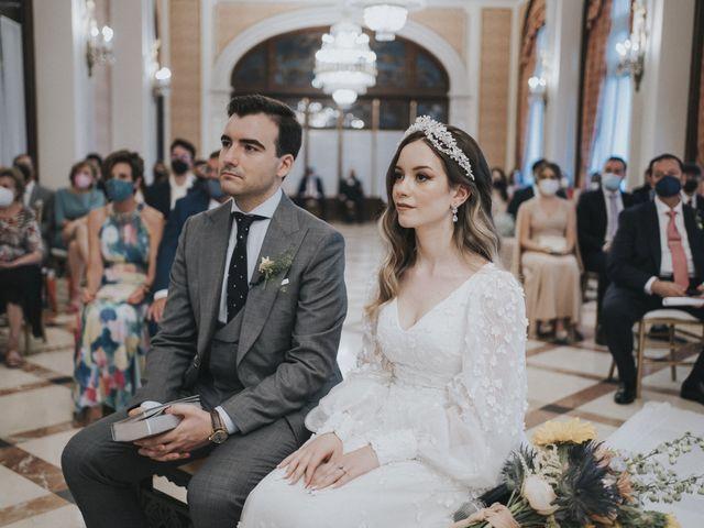 La boda de Raquel y Marcos en Sevilla, Sevilla 51