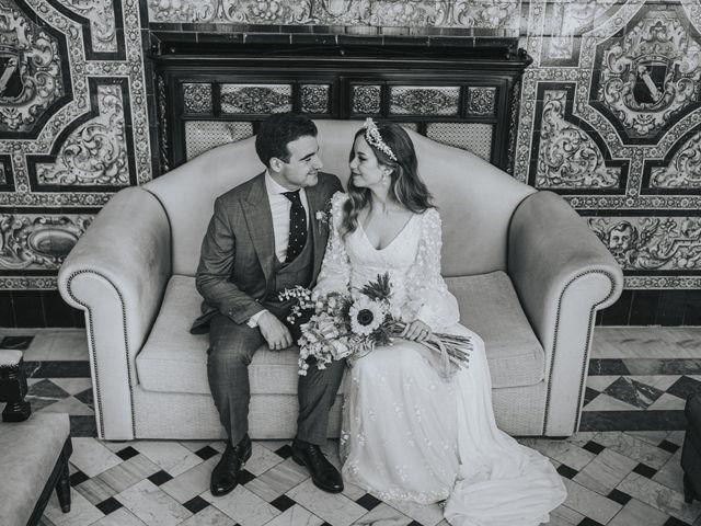 La boda de Raquel y Marcos en Sevilla, Sevilla 59