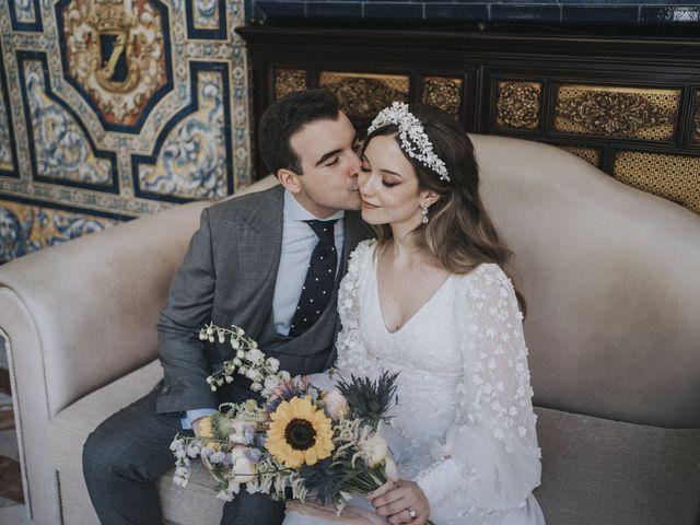 La boda de Raquel y Marcos en Sevilla, Sevilla 60