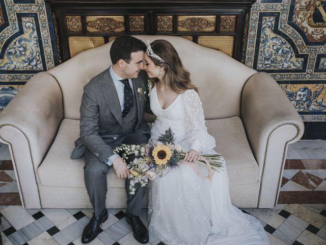 La boda de Raquel y Marcos en Sevilla, Sevilla 61