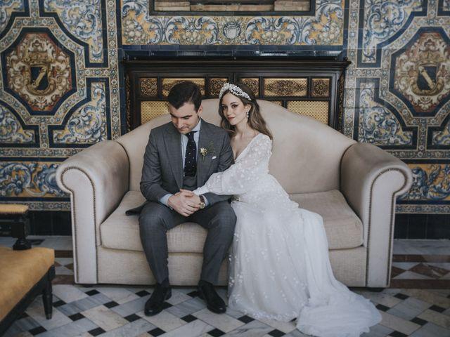 La boda de Raquel y Marcos en Sevilla, Sevilla 64