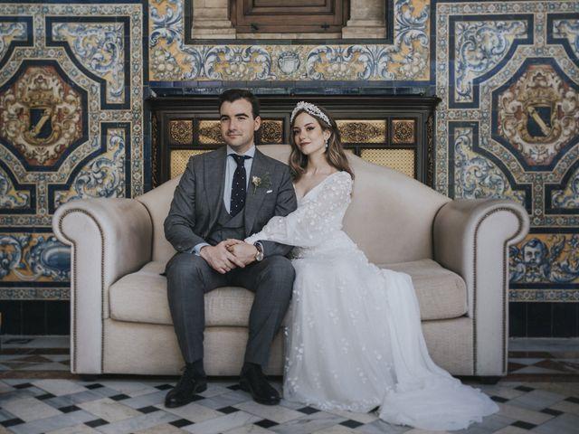 La boda de Raquel y Marcos en Sevilla, Sevilla 65