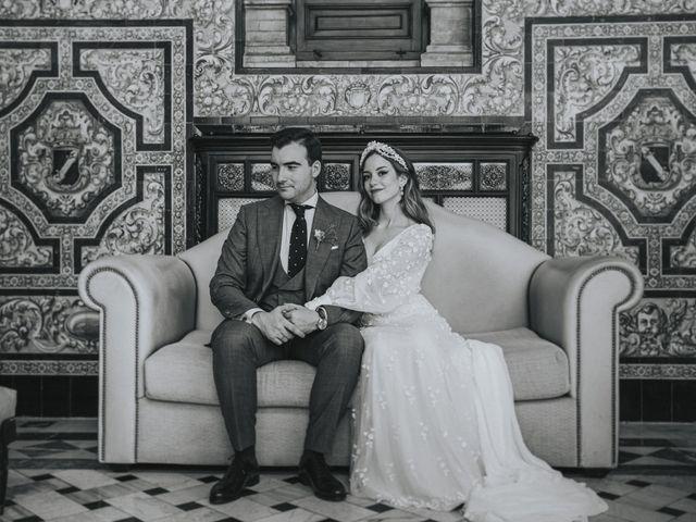 La boda de Raquel y Marcos en Sevilla, Sevilla 66