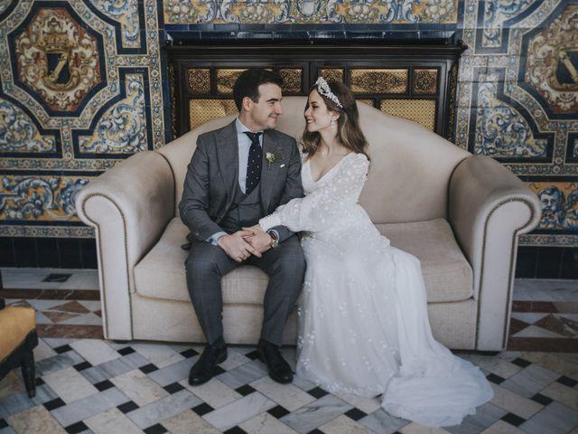 La boda de Raquel y Marcos en Sevilla, Sevilla 67