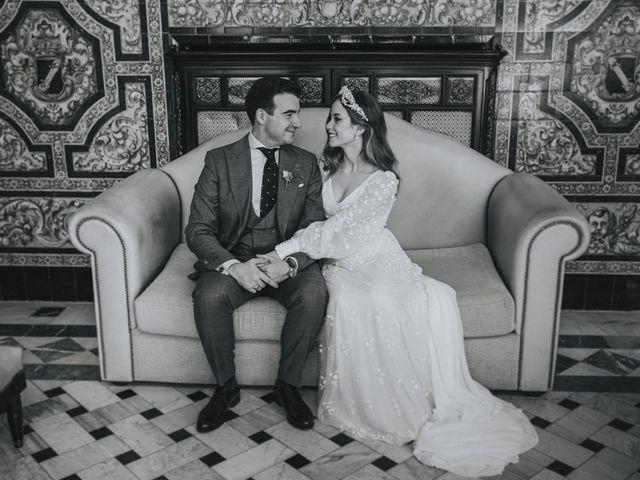 La boda de Raquel y Marcos en Sevilla, Sevilla 68