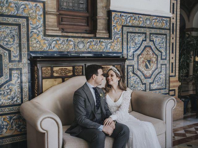 La boda de Raquel y Marcos en Sevilla, Sevilla 69