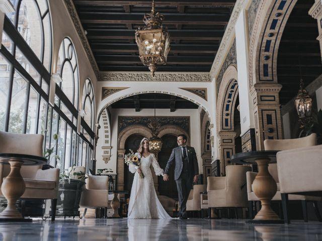 La boda de Raquel y Marcos en Sevilla, Sevilla 71