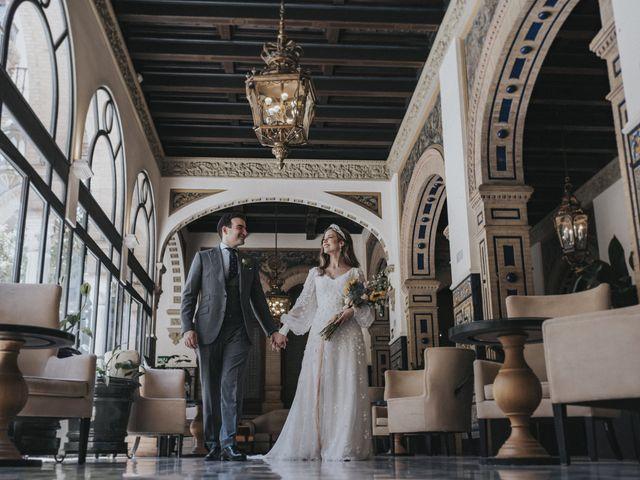 La boda de Raquel y Marcos en Sevilla, Sevilla 73
