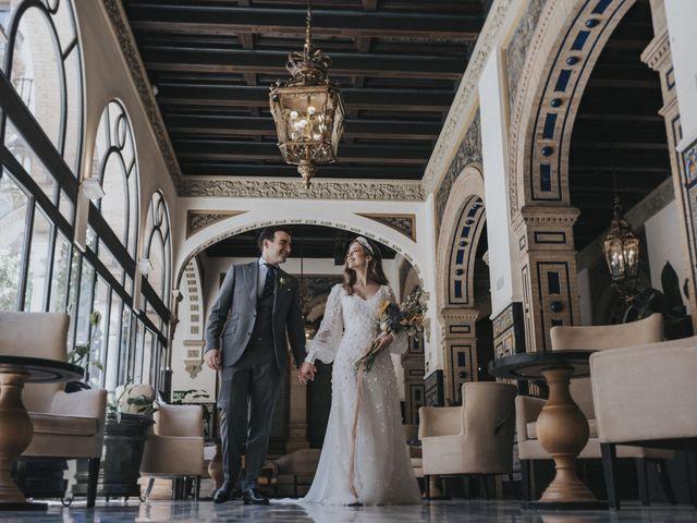 La boda de Raquel y Marcos en Sevilla, Sevilla 74