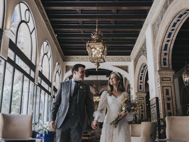 La boda de Raquel y Marcos en Sevilla, Sevilla 75