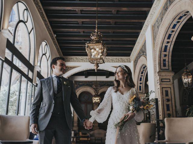 La boda de Raquel y Marcos en Sevilla, Sevilla 76