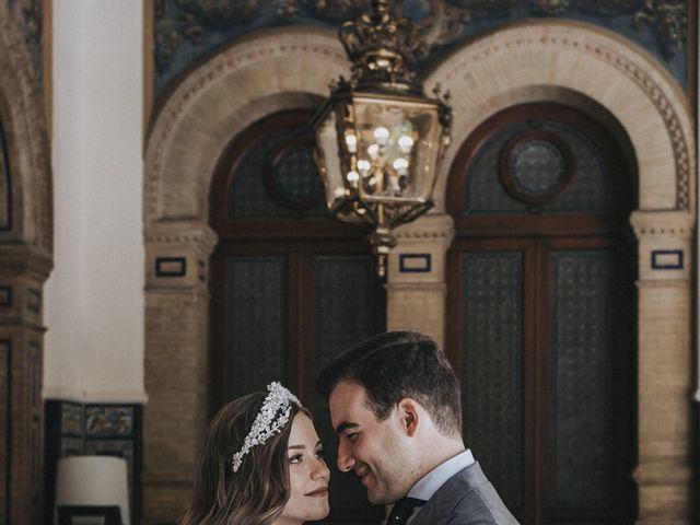 La boda de Raquel y Marcos en Sevilla, Sevilla 81