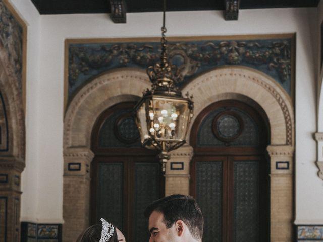 La boda de Raquel y Marcos en Sevilla, Sevilla 82