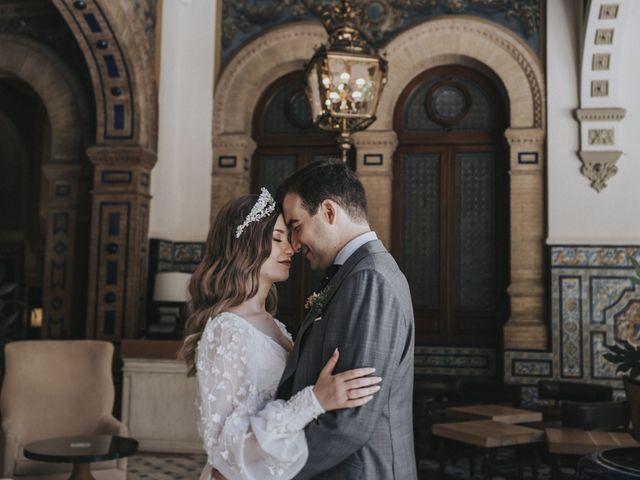 La boda de Raquel y Marcos en Sevilla, Sevilla 83