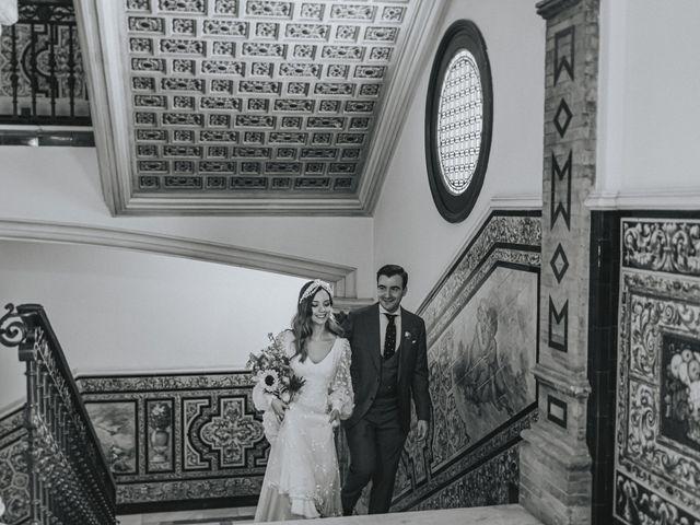 La boda de Raquel y Marcos en Sevilla, Sevilla 84