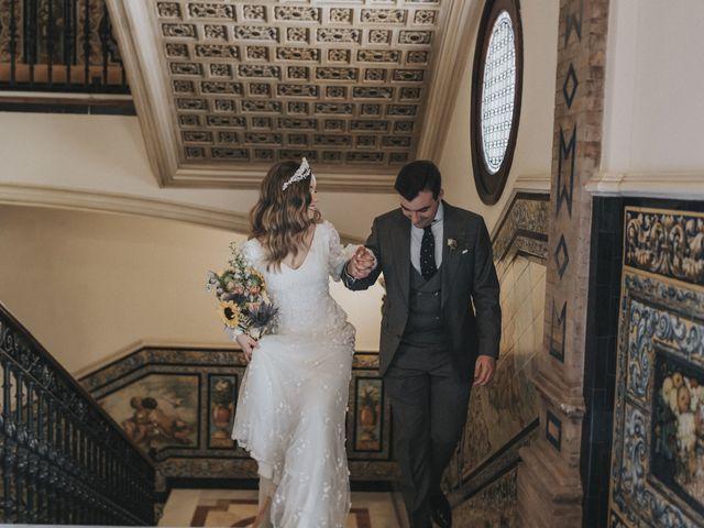 La boda de Raquel y Marcos en Sevilla, Sevilla 85