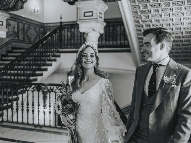 La boda de Raquel y Marcos en Sevilla, Sevilla 87