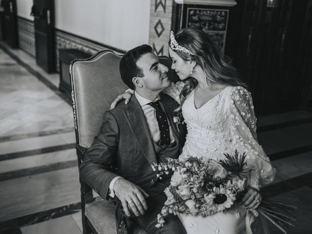 La boda de Raquel y Marcos en Sevilla, Sevilla 88