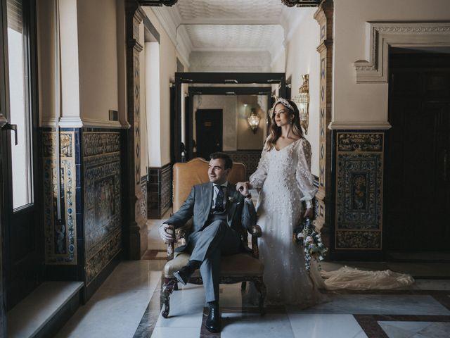 La boda de Raquel y Marcos en Sevilla, Sevilla 92