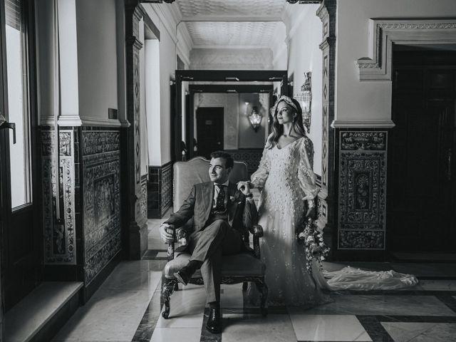La boda de Raquel y Marcos en Sevilla, Sevilla 93