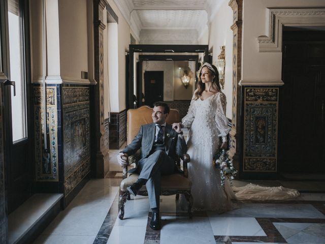 La boda de Raquel y Marcos en Sevilla, Sevilla 94