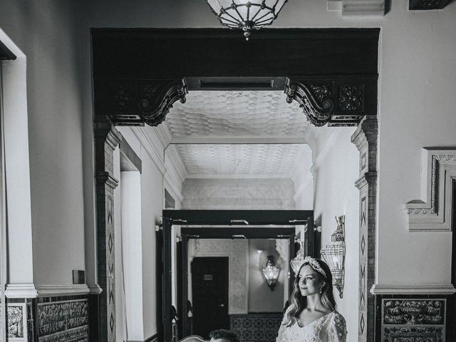 La boda de Raquel y Marcos en Sevilla, Sevilla 95