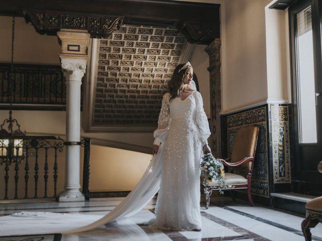 La boda de Raquel y Marcos en Sevilla, Sevilla 98