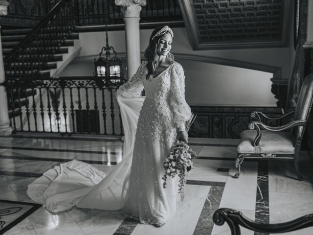 La boda de Raquel y Marcos en Sevilla, Sevilla 100