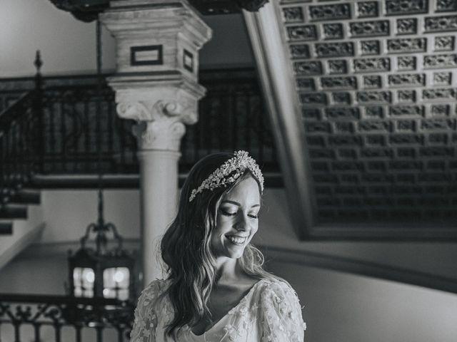 La boda de Raquel y Marcos en Sevilla, Sevilla 103