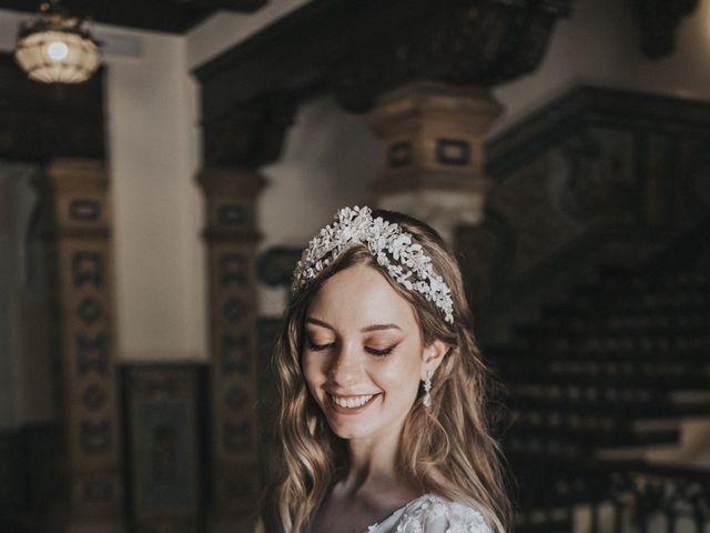La boda de Raquel y Marcos en Sevilla, Sevilla 104