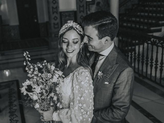 La boda de Raquel y Marcos en Sevilla, Sevilla 108