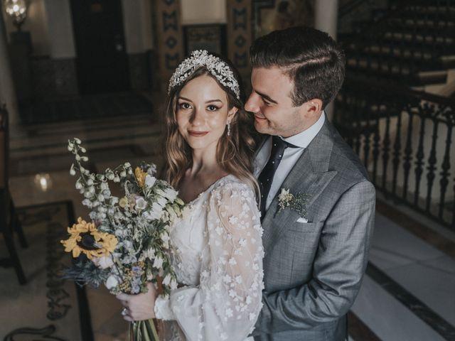 La boda de Raquel y Marcos en Sevilla, Sevilla 109