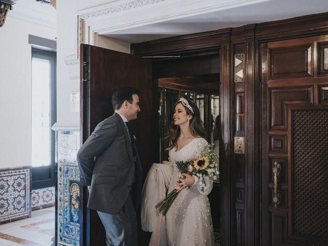 La boda de Raquel y Marcos en Sevilla, Sevilla 110
