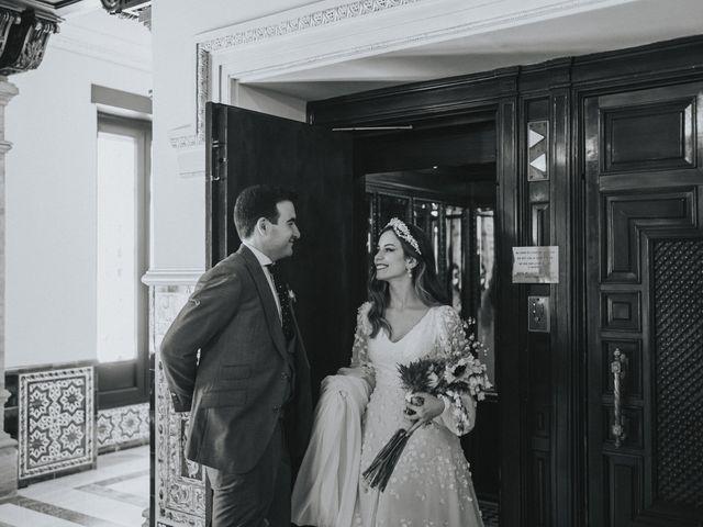 La boda de Raquel y Marcos en Sevilla, Sevilla 111