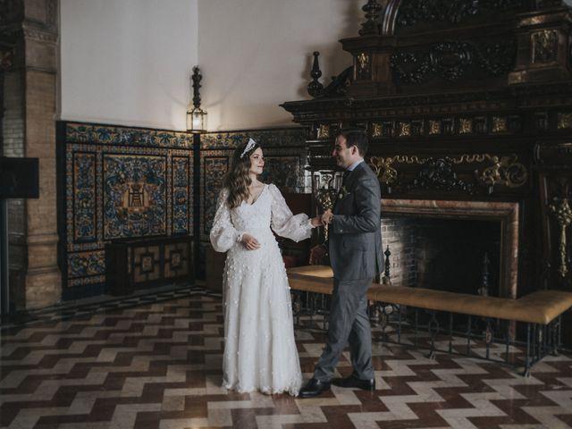La boda de Raquel y Marcos en Sevilla, Sevilla 112