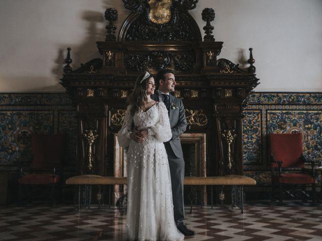 La boda de Raquel y Marcos en Sevilla, Sevilla 113