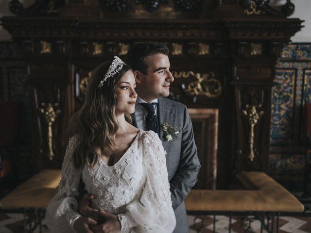 La boda de Raquel y Marcos en Sevilla, Sevilla 114