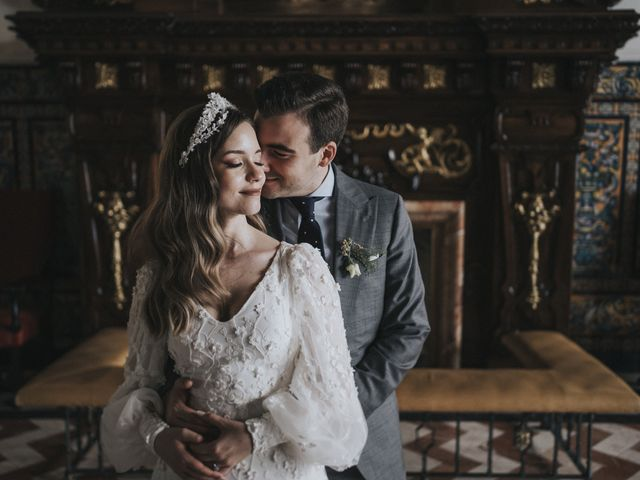 La boda de Raquel y Marcos en Sevilla, Sevilla 115
