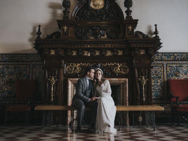 La boda de Raquel y Marcos en Sevilla, Sevilla 117